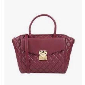 ✨Moschino NEW Burgundy Handbag